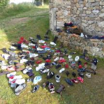 Le Club des Chaussures Neuves Orphelines