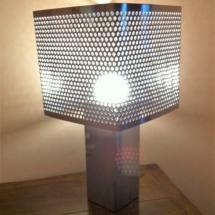 LAMPE design Grillage
