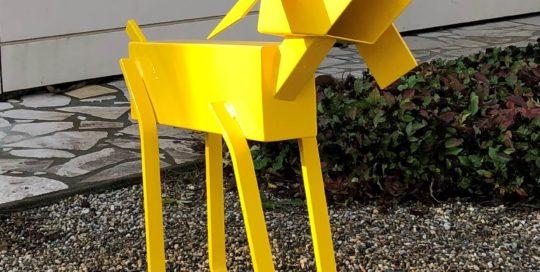 sculptures design Opié